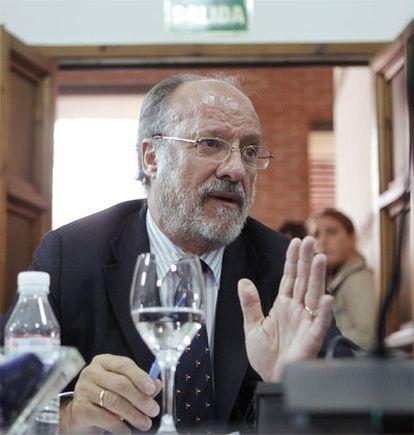El alcalde de Valladolid, Francisco Javier León de la Riva.