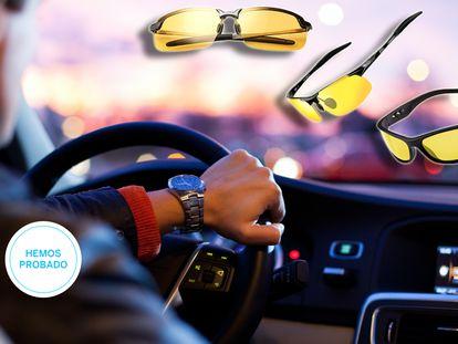 Ponemos a prueba las mejores gafas de visión nocturna para conducir disponibles en Amazon.