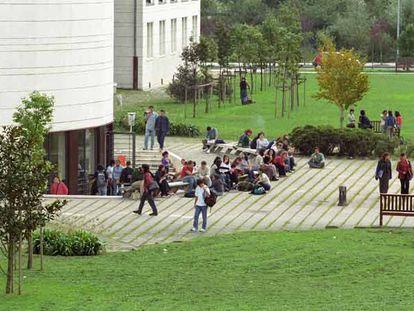 Campus universitario.