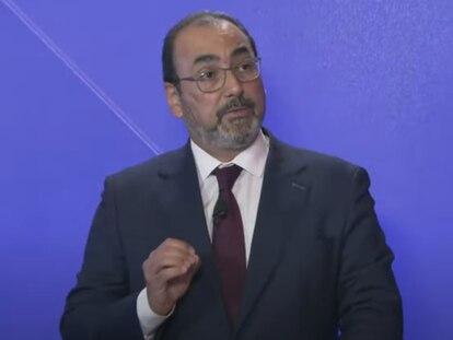 Sergio Díaz-Granados, presidente de la CAF.
