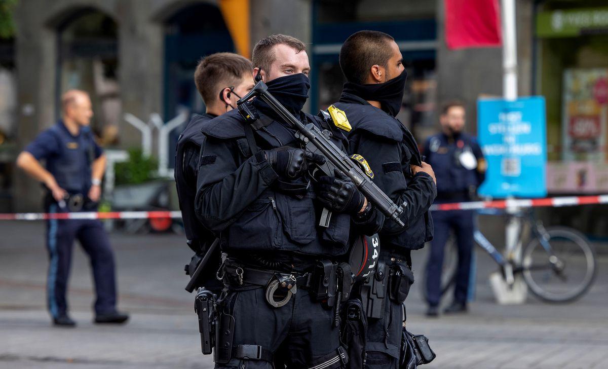 Tres muertos y varios heridos en un ataque con arma blanca en el sur de Alemania