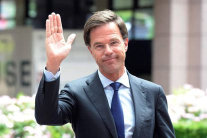 El primer ministro de Holanda, Mark Rutte, en junio