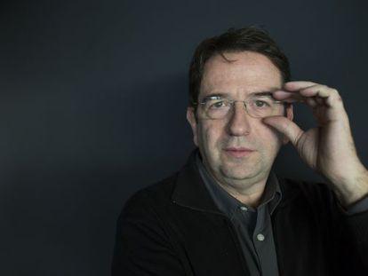 El artista barcelonés Ignasi Aballí, en una imagen sin datar.