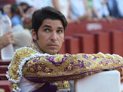 Cayetano Rivera Ordóñez, en agosto de 2019 en Málaga.