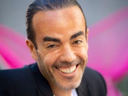 Manuel Fernández, empresario. Propietario de la cadena de clínicas de salud y estética Dorsia. Foto: Bernardo Pérez