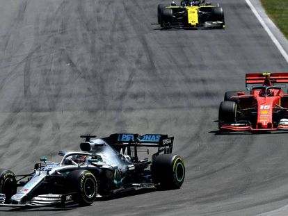 Gran Premio de Canadá de Fórmula 1 2019.