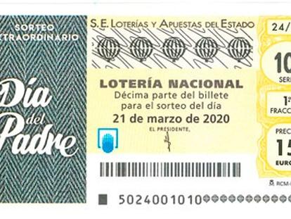 Sorteo Extraordinario del Día del Padre de la Lotería Nacional: consulta los premios