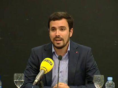 IU interviene a su federación madrileña antes de expulsarla