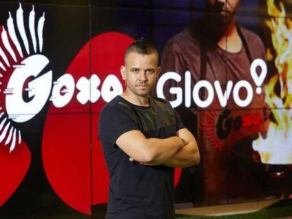 David Muñoz ha presentado el restaurante a domicilio GoXO en Barcelona.