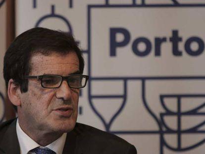 Rui Moreira, alcalde de Oporto. En vídeo, declaraciones de Moreira.