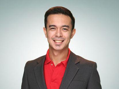 Ryan Flores, experto en nuevos métodos de ciberataque.