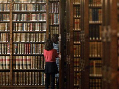 Biblioteca de la Real Academia Española de la Lengua.