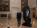 30-01-2021. Entrevista a Jean-Michel Casa, embajador de Francia en España. Residencia oficial c/Serrano. Adolfo Barroso