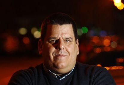Ansel Cambra,  fundador de acabaconlacrisis.es