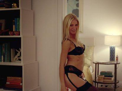 Gwyneth Paltrow, en un fotograma de 'Amor sin control'.