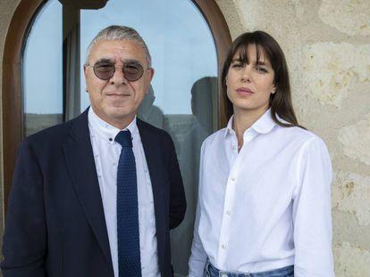 Casiraghi y Maggiori, este sábado en Segovia.