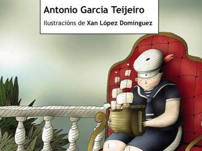 Antonio García Teijeiro, Premio Nacional de Literatura Infantil y Juvenil