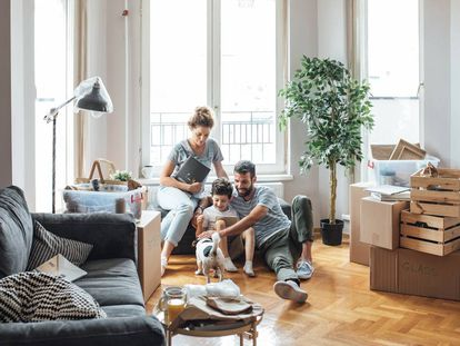 La entidad ha empezado su estrategia digital hacia el cliente centrándose en la vivienda.