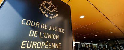 Sede del Tribunal de Justicia de la UE (TJUE), en Luxemburgo.