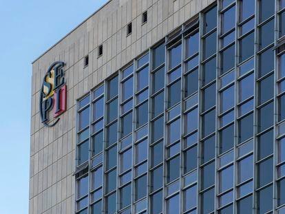 Sede central de la SEPI, en Madrid.