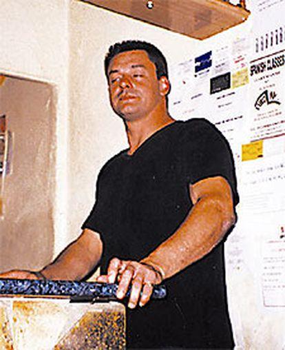 Tony  Alexander King, sospechoso del asesinato de las dos jóvenes.