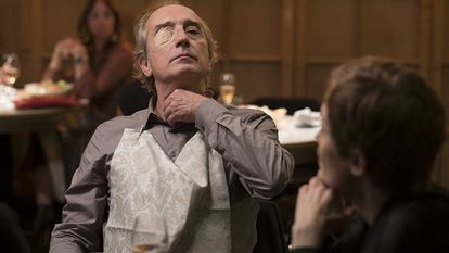 Gonzalo Castro en 'Matar a padre'.