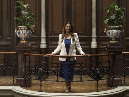 Érika Torregrossa, asesora del gabinete del ministro de Inclusión, Seguridad Social y Migraciones.