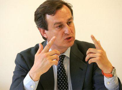 César González Bueno, director general de ING Direct en España.