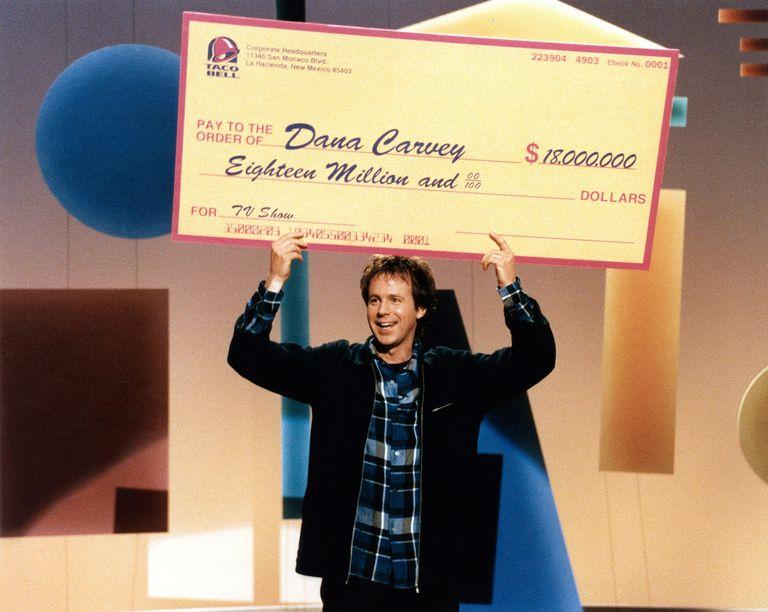 Un instante de 'The Dana Carvey Show'