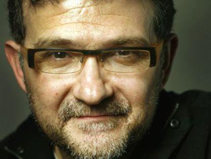 El dramaturgo Carles Alberola.