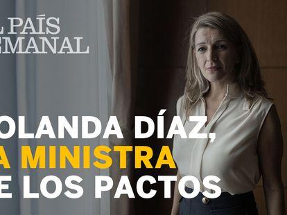 Yolanda Díaz: la ley del acuerdo