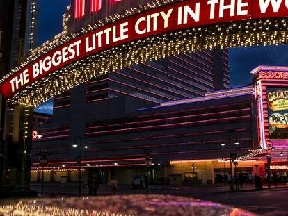 Reno, Nevada, al norte de Las Vegas, es una de las ciudades estadounidenses que ejerce como paraíso fiscal.