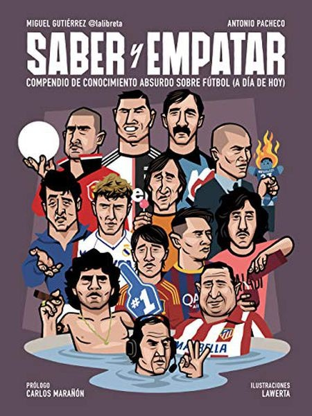 Cover of the book Saber y Empatar.