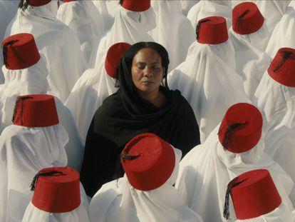 Fotograma de la película sudanesa 'Morirás a los 20 años', que se estrena en la apertura del FCAT 2020.