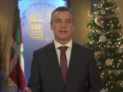"Urkullu insta a lograr ""un nuevo futuro político"" para Euskadi"