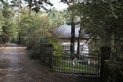 Una casa de la colonia de Camorritos.