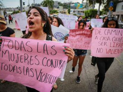 Cuatro mujeres relatan las dificultades para llevar ante la justicia sus casos de abuso sexual