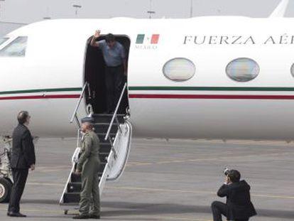 El viaje del expresidente desde Bolivia ha supuesto una odisea diplomática para López Obrador