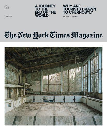 """""""Tuve la suerte de que algunos de mis profesores trabajaban en el 'The New York Times Magazine', así que acabé enamorándome del diseño editorial, una disciplina gráfica que desconocía"""", confiesa a ICON Design Águila."""
