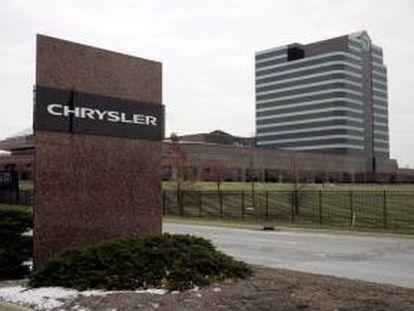 En el primer trimestre de este año, la automotriz Chrysler consiguió unas ganancias de 473 millones de dólares, que se han reducido ligeramente entre abril y junio, hasta los 436 millones. EFE/Archivo