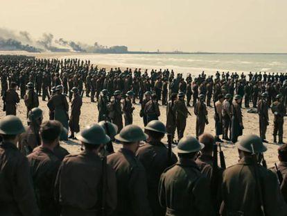 Christopher Nolan y sus actores explican 'Dunkerque'.