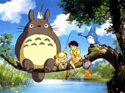 Títulos como  Mi vecino Totoro  o  La princesa Mononoke  llegarán a la plataforma en las próximas semanas