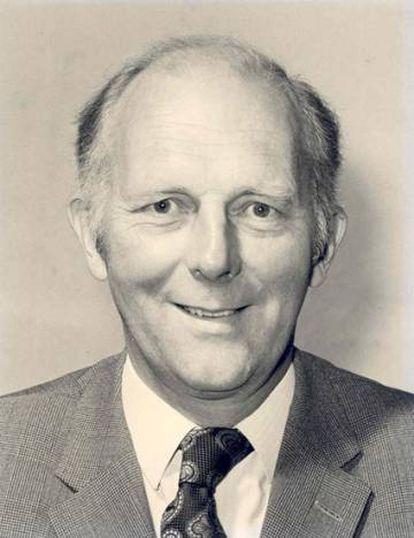 El farmacólogo Stewart Adams.
