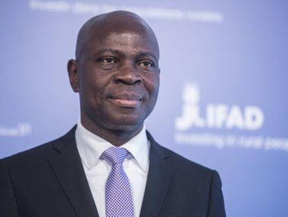 Gilbert F. Houngo, nuevo presidente del FIDA.