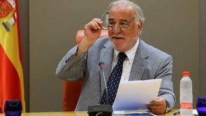 Pere Navarro, director general de Tráfico.