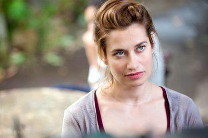 Emmanuelle Devos, en un momento de 'El tiempo de los amantes'.