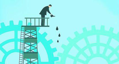El autoempleo mueve el 20% de la fuerza laboral.