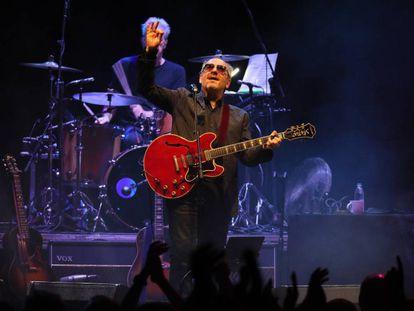 Arranque de las Noches del Botánico con el concierto de Elvis Costello.