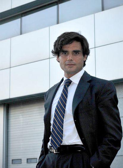 Juan José Güemes, en una imagen de julio de 2009