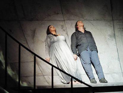 La Fura dels Baus indaga en el amor suicida de Wagner